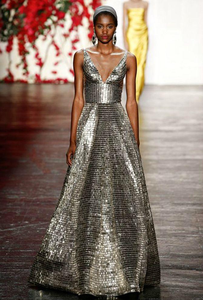 Naeem Khan ss16 nyfw new york fashion week