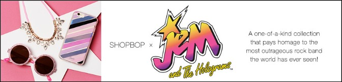 Jem and the holograms movie shopbop boutique win gift card shopbop