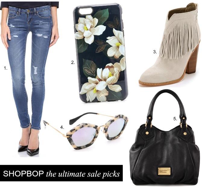 Shopbop sale coupon code style elixir fashion blogger