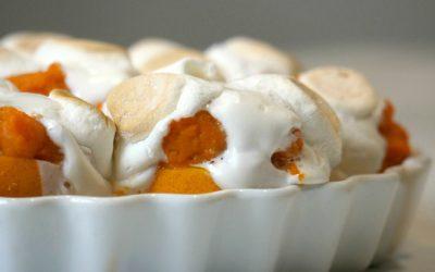 Thanksgiving Sweet Potato Marshmallow Recipe