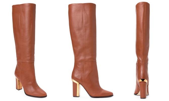 BCBG Tan Tall Boots on sale