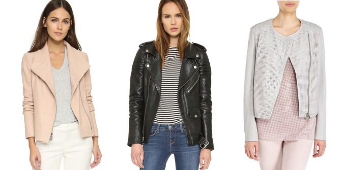 designer Leather Jacket on sale vince brogden shopbop