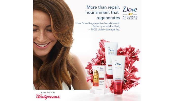 Dove Walgreens promo