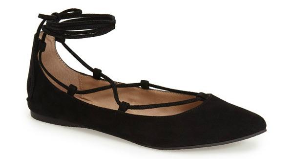 Steve Madden Eleanorr Flats Ballet shoes spring trends