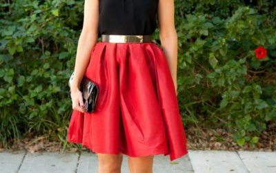 Style Sessions – Dress For Your Body Shape with a Fit and Flare Skirt