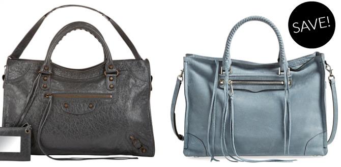 Balenciaga bag sale rebecca minkoff handbag