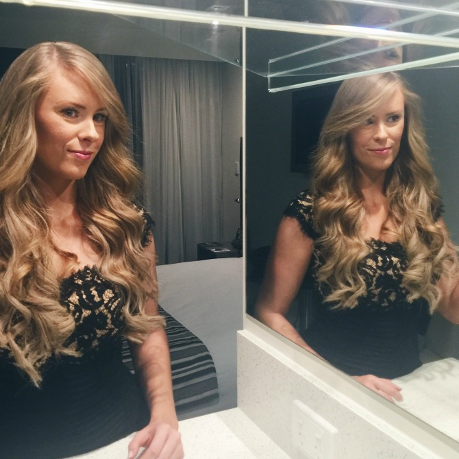 irresistible me hair extensions review beauty blogger lauren slade style elixir blog