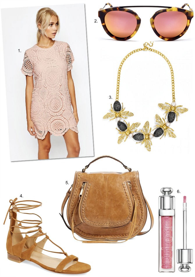 Queen-Bee-Necklace-Westward-leaning-olivia-palermo-Stuart-weitzman-lace-up-sandals