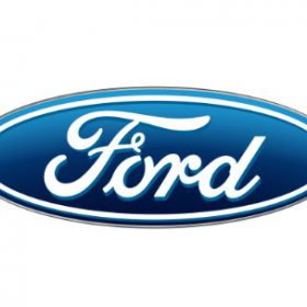 ford logo blogger