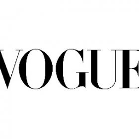vogue magazine blogger logo