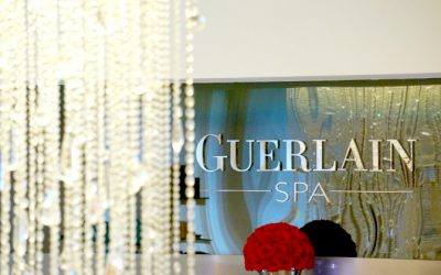 Friday Faves: Join Me Inside Guerlain Spa at the Waldorf Astoria New York