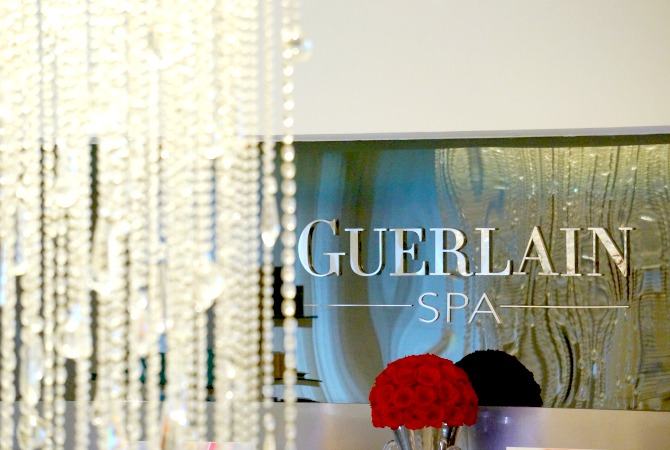 Guerlain Spa Waldorf Astoria New York review massage 2