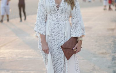 Style Sessions: Summer in LA – Free People Dress
