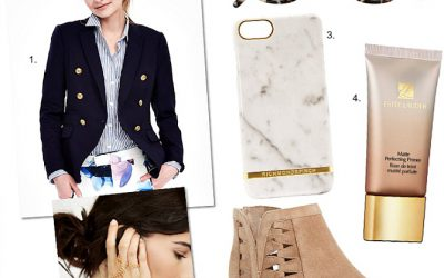 Friday Faves:  Lust List – Balmain Style Blazer + Vince Camuto Booties!