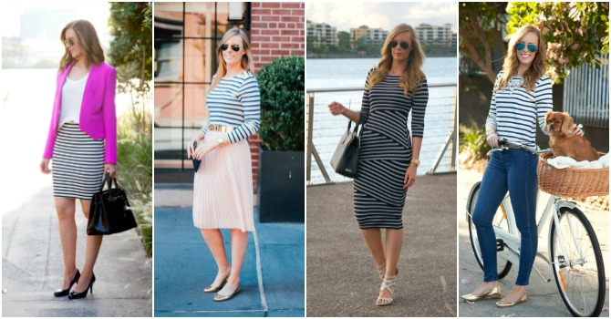 best-stripe-outfits-lauren-slade-style-elixir-blog-fashion-blogger-stripe-pencil-skirt