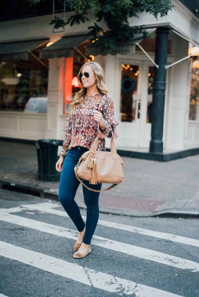 haute-hippie-kennedy-ruffle-blouse-paige-premium-denim-jeans-boho-style-soho-new-york-street-style-fashion-blogger-lauren-slade-style-elixir-blog