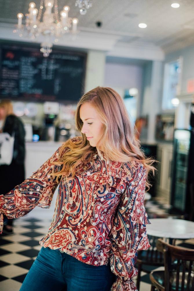 haute-hippie-kennedy-ruffle-blouse-paige-premium-denim-jeans-boho-style-soho-new-york-street-style-fashion-blogger-lauren-slade-style-elixir-blog-little-cupcake-bake-shop