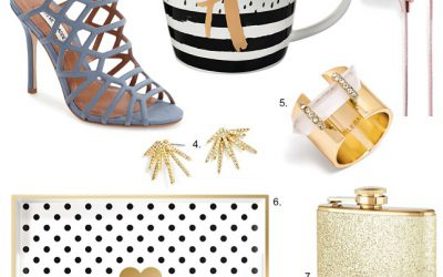 Friday Faves: Party Season + All That Glitters is Gold