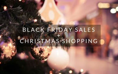 Friday Faves – 2016 Black Friday Sales and Coupon Codes