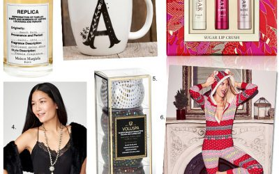 Friday Faves: Gorgeous Christmas Gift Guide – Under $125