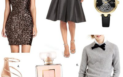 Friday Faves: 6 Must-Haves for Gorgeous Party Season Style