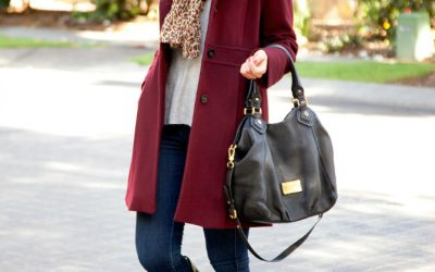 Style Sessions: The Colored Wool Coat EVERY Girl Needs