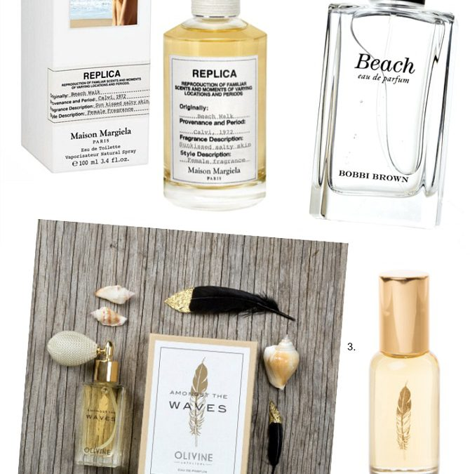 Friday Faves – The Best Beach Fragrances