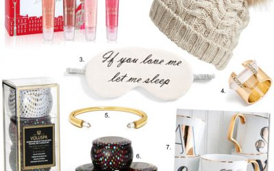 Friday Faves – Pretty Christmas Gifts Under $35
