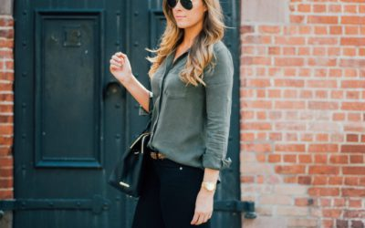 Style Sessions – Polished Military Style For Every Girl