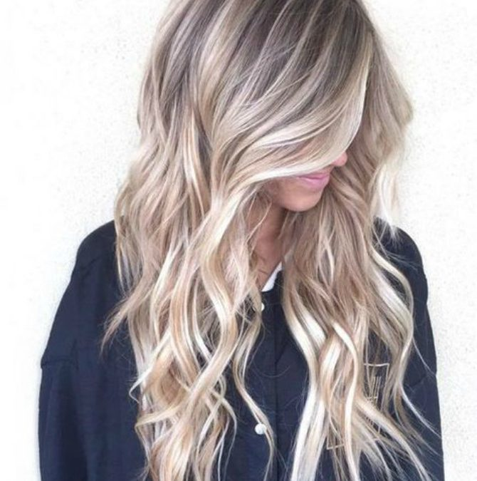 Friday Faves – 8 Blonde Balayage Hairstyles Every Girl Needs To Try