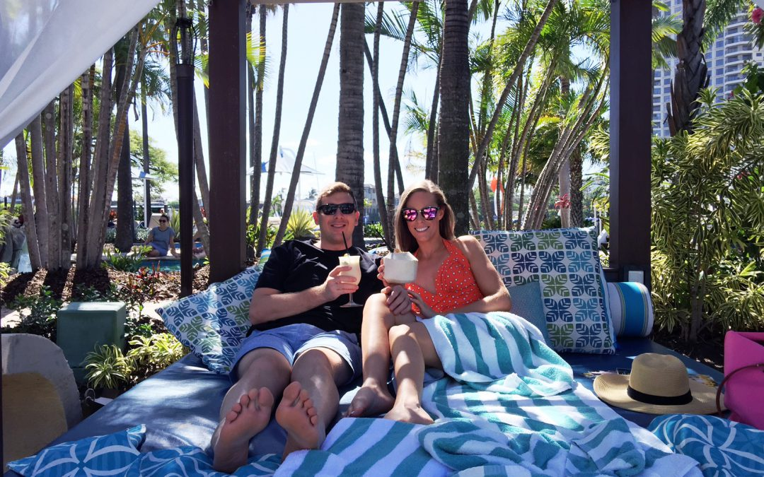 Friday Faves – Our Amazing Mini Honeymoon at Surfers Paradise Marriott Resort Australia