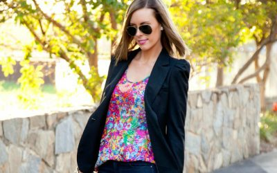 Style Sessions Flashback: How To Wear Bright Colors – Five Steps Every Girl Can Follow