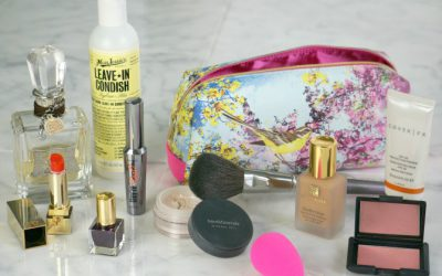 Friday Faves – Inside My Makeup Bag