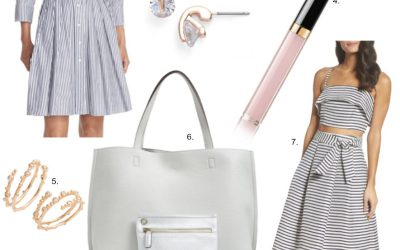 Friday Faves: Summer Style Inspired By My French Honeymoon