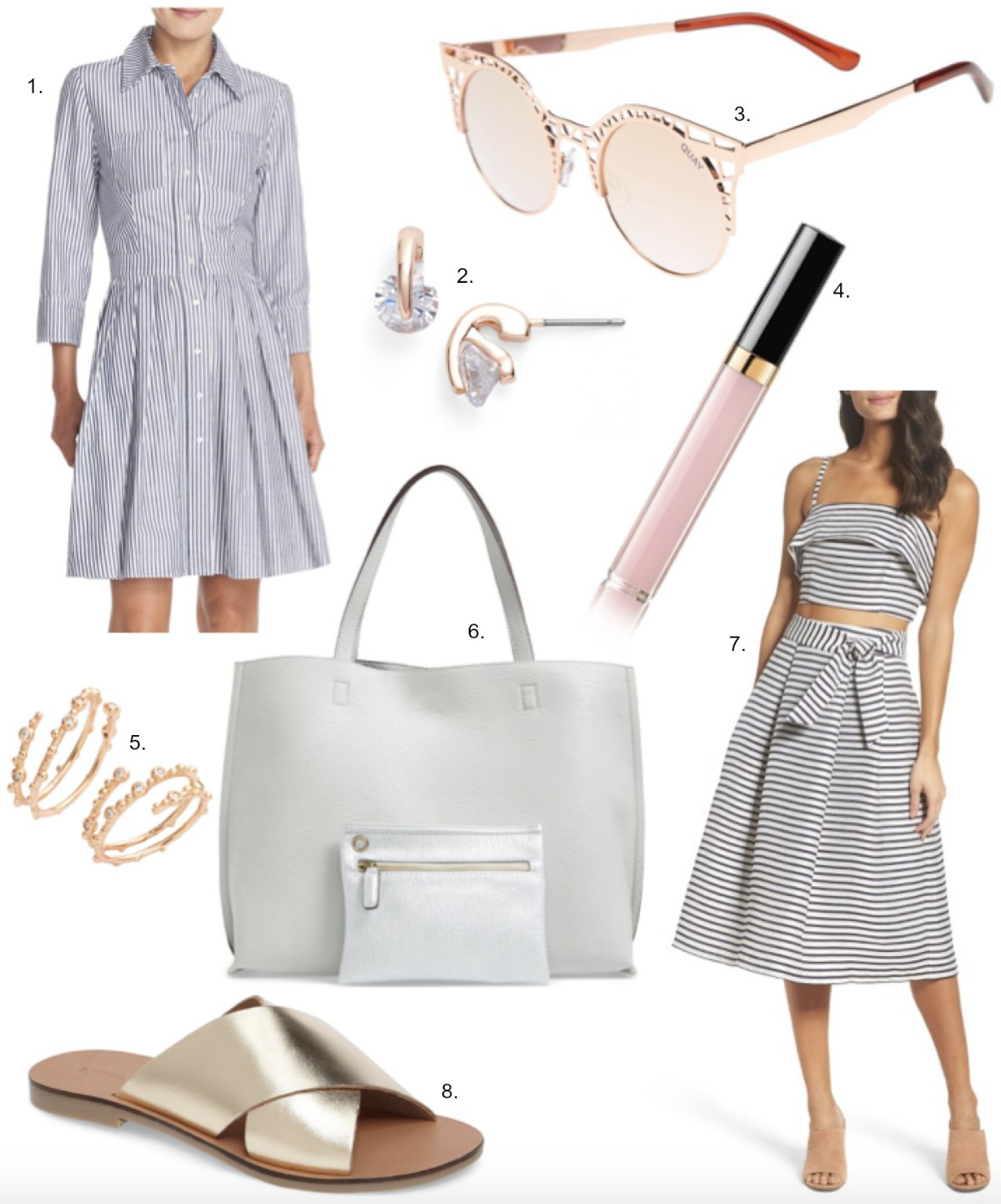 Summer Style Inspired By My French Honeymoon