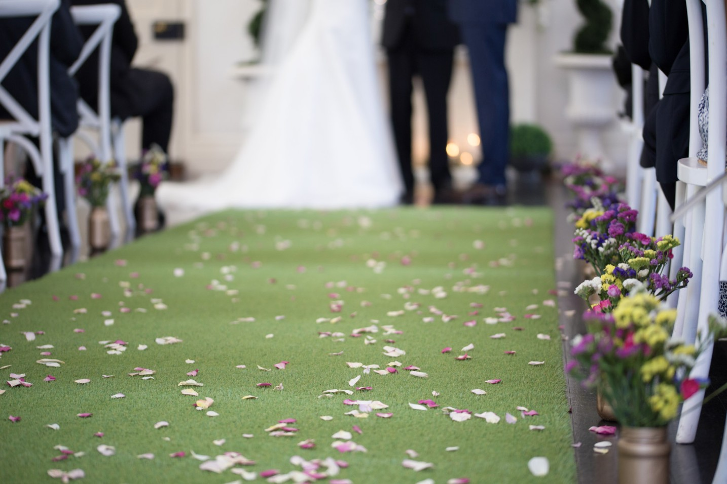 simply rose petals wedding rose petal toss beautiful wedding flower aisle