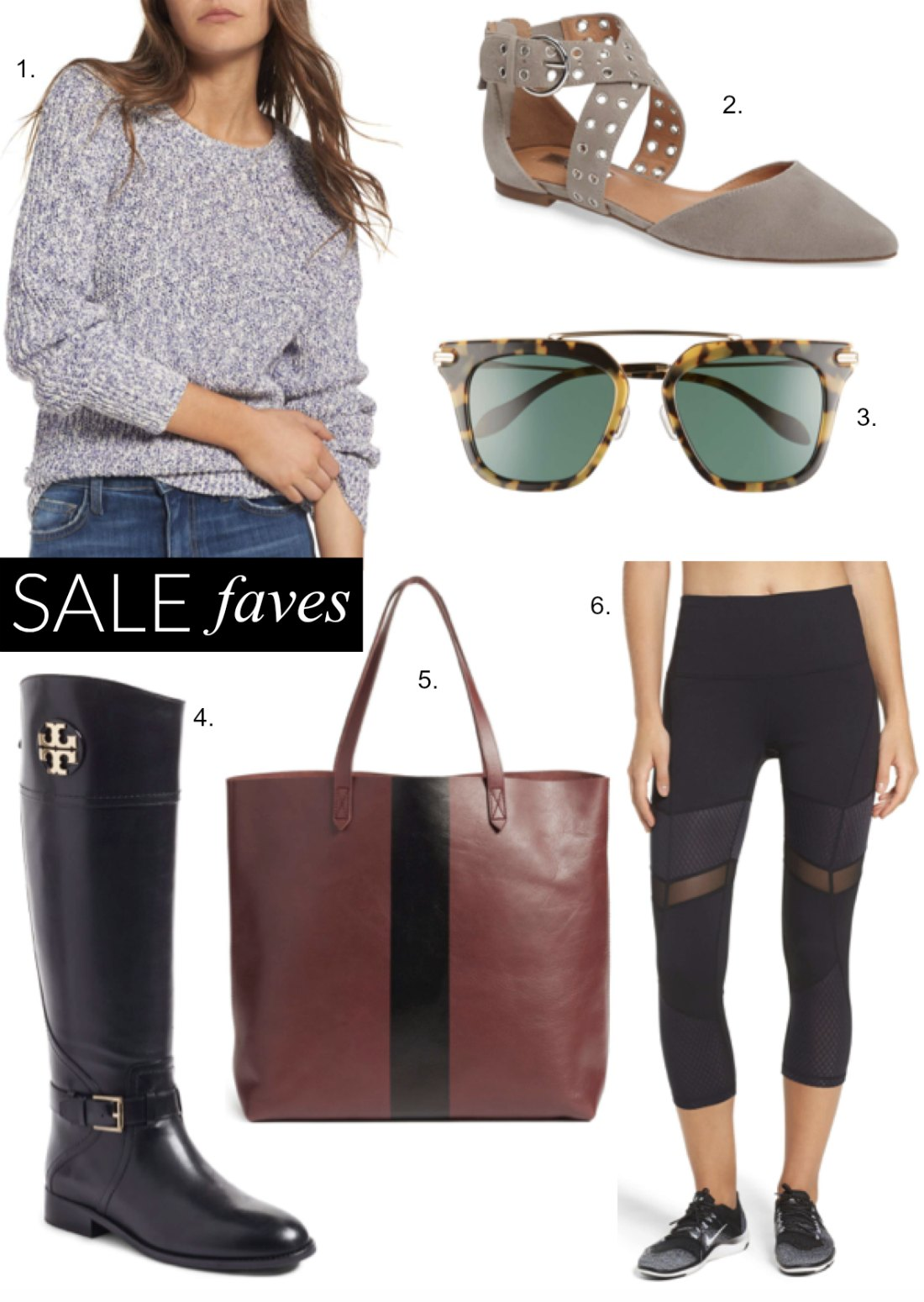 Best Labor Day Sale Finds tory burch adeline boots sale madewell bag