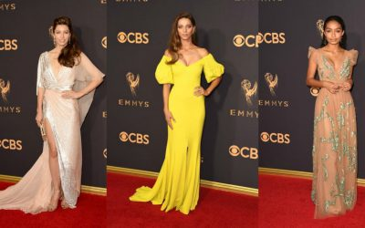Style Sessions – Best Emmy Red Carpet Fashion 2017