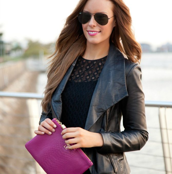 Style Sessions: 3 Leather Outfit Ideas You Need To Try