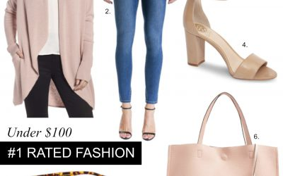 Friday Faves – Nordstrom's Top Rated Fashion Under $100