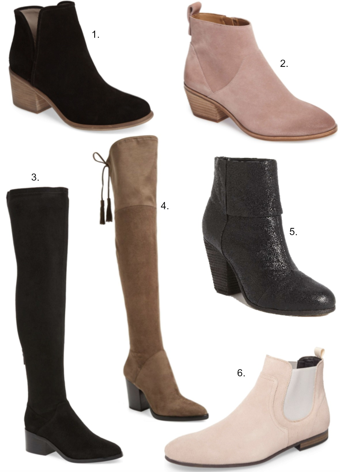 best fall boots for every budget