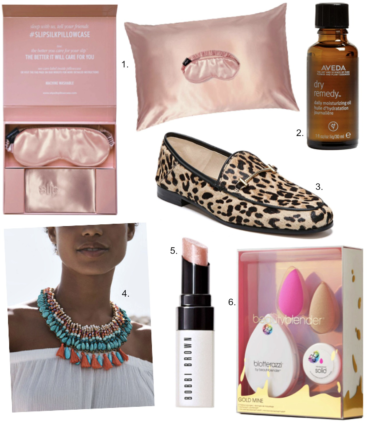 currently covet sam edelman Lior Calf Hair Leopard Loafers slip silk pillow beauty blender sale gifts to self