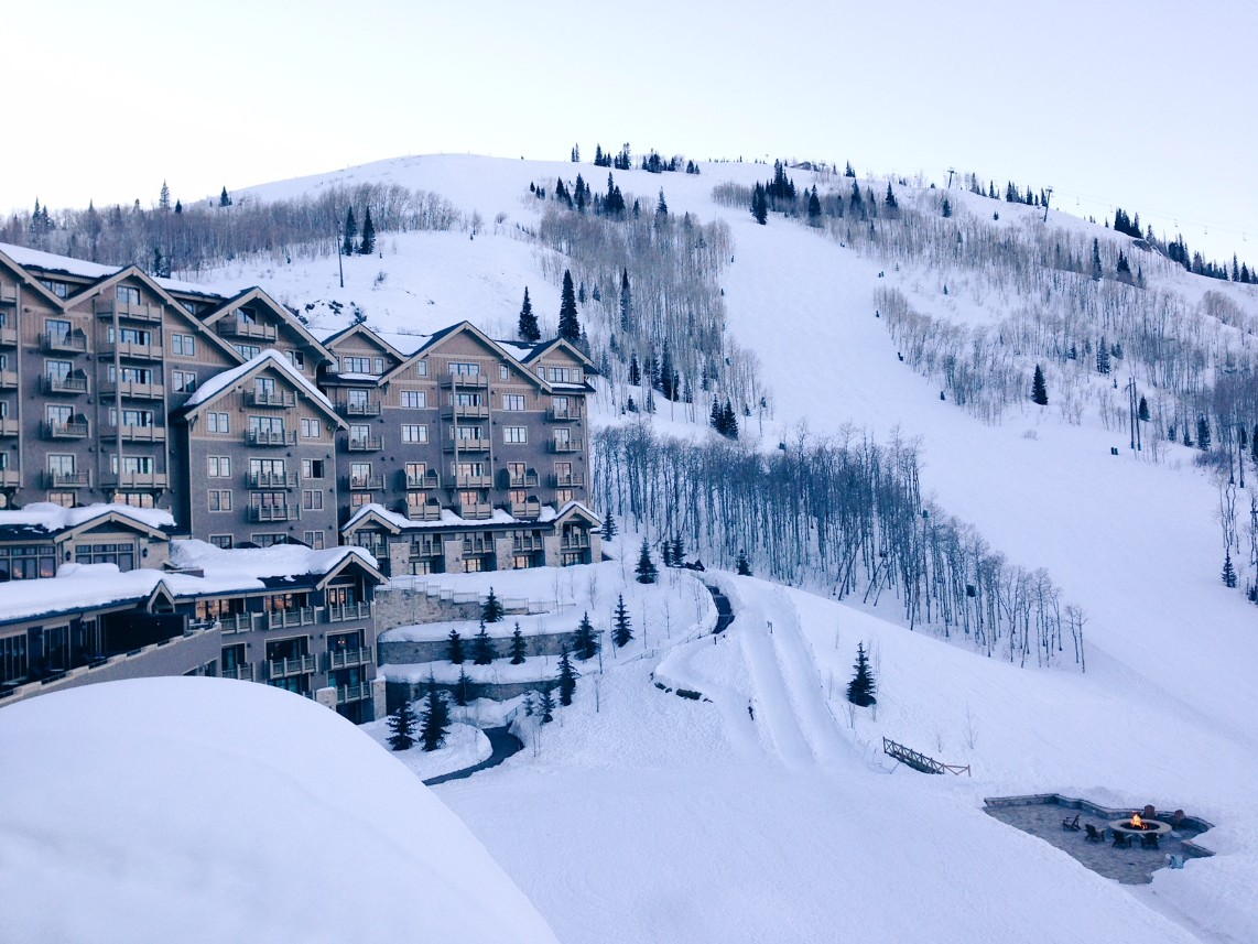 Travel Guide to Park City Utah montage resort deer valley