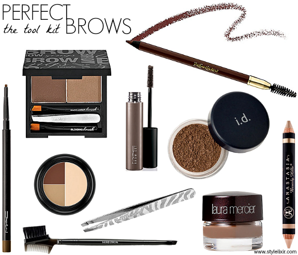 The Power Brow An Instant Beauty Transformation Style Elixir
