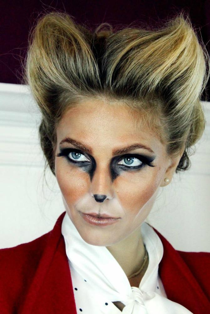 Best Halloween Makeup Ideas Fox