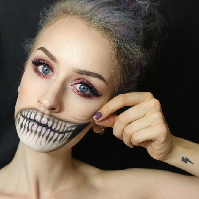 Best Halloween Makeup Ideas Skeleton