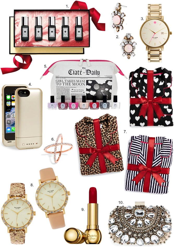 Good gift ideas christmas gifts presents wish list fashion blogger style elixir www.stylelixir.com nordstrom shopping online