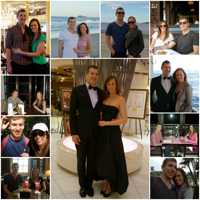 Lauren and Chris Final Collage