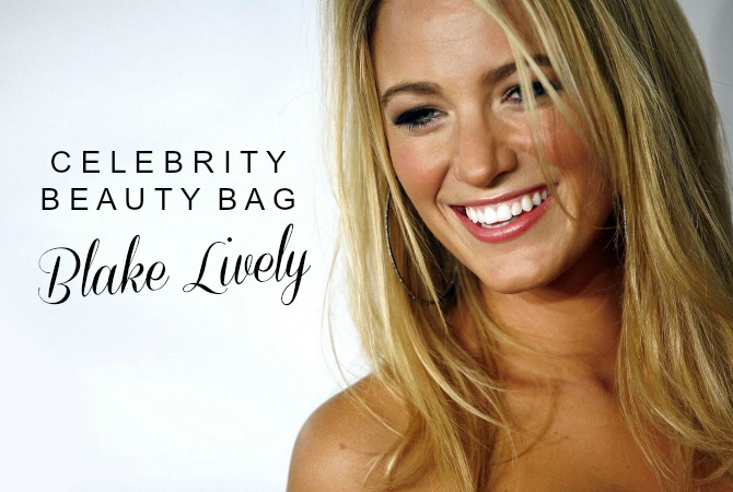 Blake Lively Hair Secrets celebrity beauty tips tricks fashion beauty blogger style elixir ryan reynolds wife