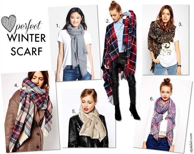 Celebrity Scarf How to wear a scarf olivia palermo style jessica alba scarf kate moss scarf lauren conrad style fashion leopard scarf faux fur scarf